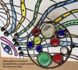 DoodleBohmBa art projects